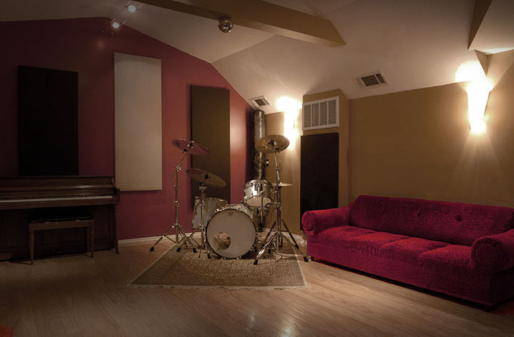 home recording studios Los Angeles