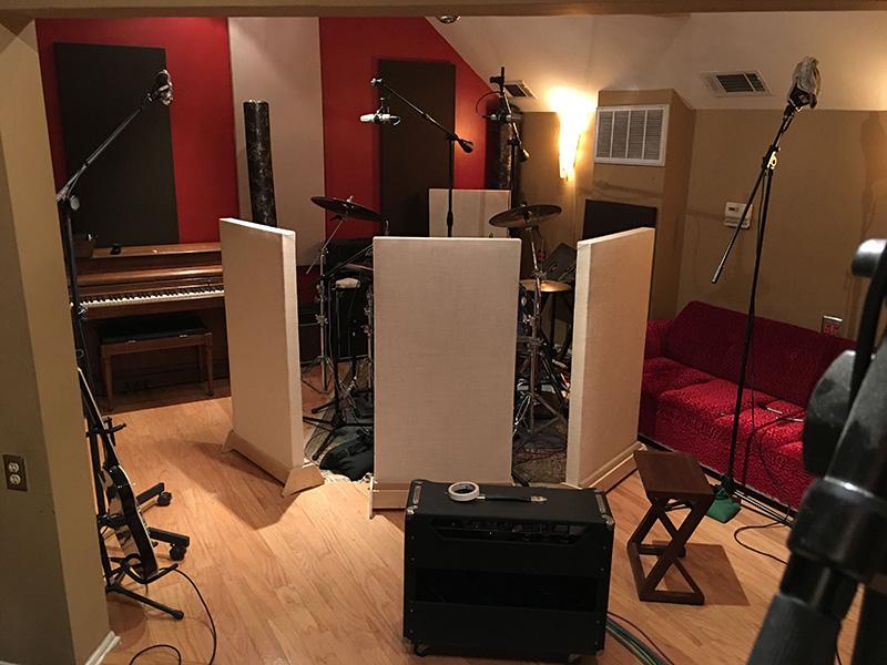 Recording Studio in Los Angeles